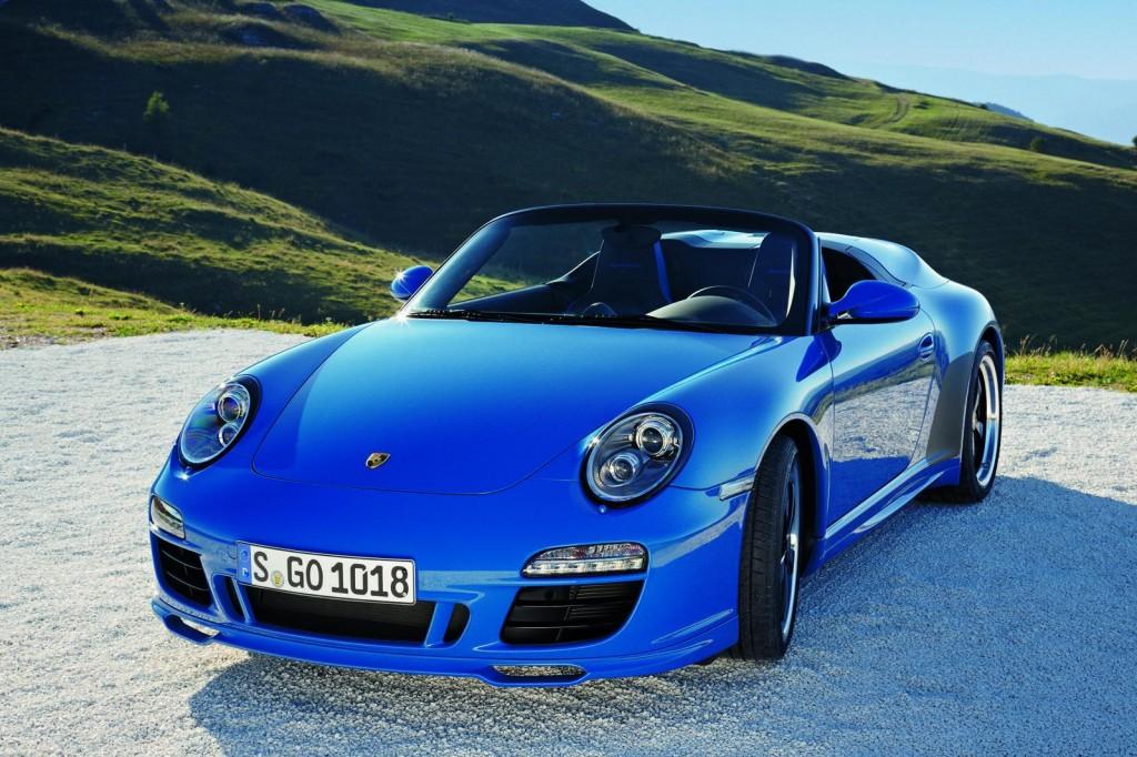 2011 Porsche 911 Speedster 23 The Automotive World